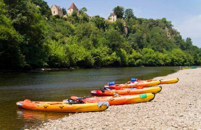 Caonë et Kayaks en Dordogne