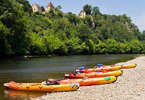 Canoes-Kayaks Dordogne
