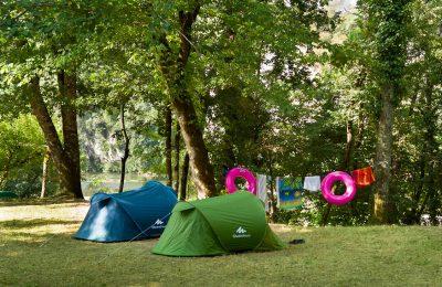 Tentes pour camper