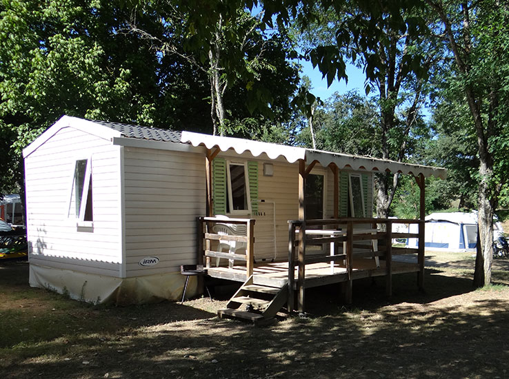 Mobilhome 6/8 personnes