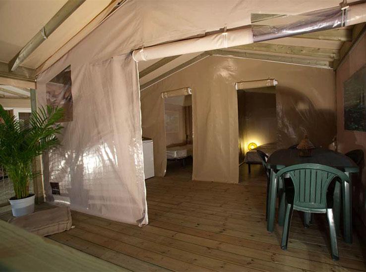 Location de Tente Sahari
