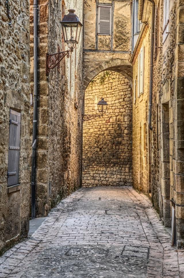une ruelle de Sarlat