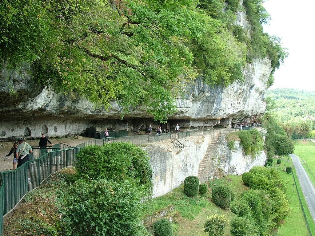 Roque Saint Christophe Dordogne